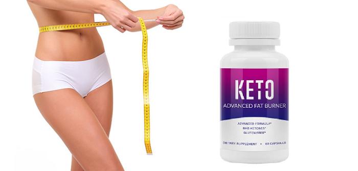 Essayez-le Keto Advanced Fat Burner, qui ne contient que des ingrédients naturels!
