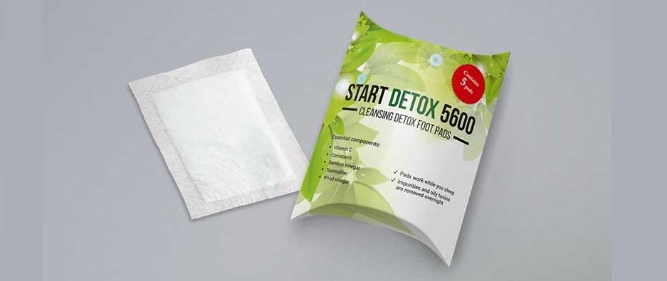 Start Detox 5600 - dosage, prix, où acheter ?