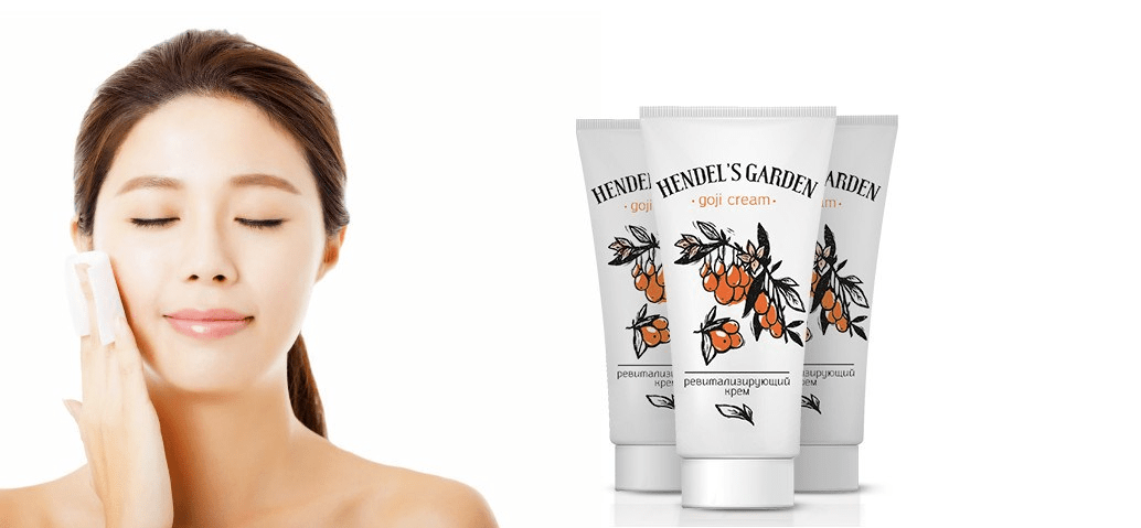 Comment la composition de Goji cream? Effets d'application. Y a-t-il des effets secondaires?
