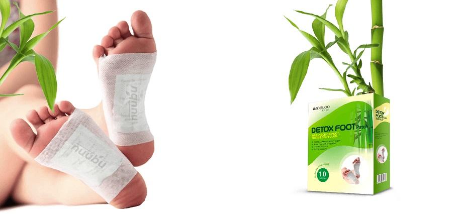 Nuubu Detox Patch - des ingrédients naturels et sûrs