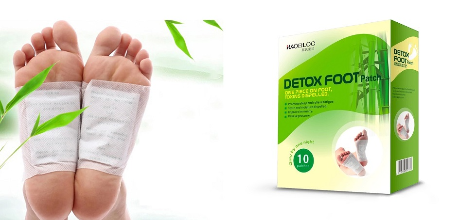 Nuubu Detox Patch - action rapide et efficace