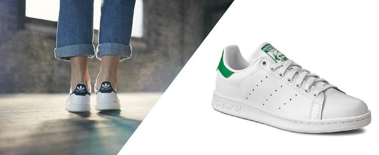 Adidas Stan Smith c'est le modèle idéal pour les activités quotidiennes!