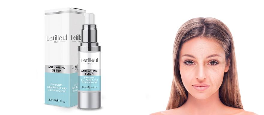 Essayez qui ne contient que des ingrédients naturels Letilleul Skin