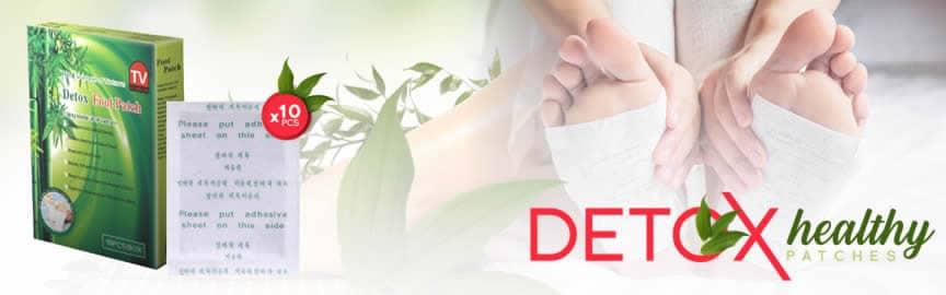 Detox Healthy Patches - dosage, prix, où acheter ?