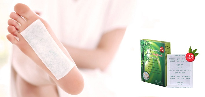 Detox Healthy Patches - des ingrédients naturels et sûrs