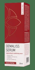Ce qui est Demaliss Serum? Comment fonctionne? Comment appliquer?