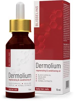 Ce qui est Dermolium? Comment fonctionne? Comment appliquer?