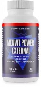 Quel est le prix Menvit Power External? Où acheter au meilleur prix?