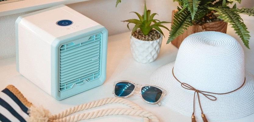 T10 Air Cooler c'est le moyen le plus simple de refroidir la température dans notre maison